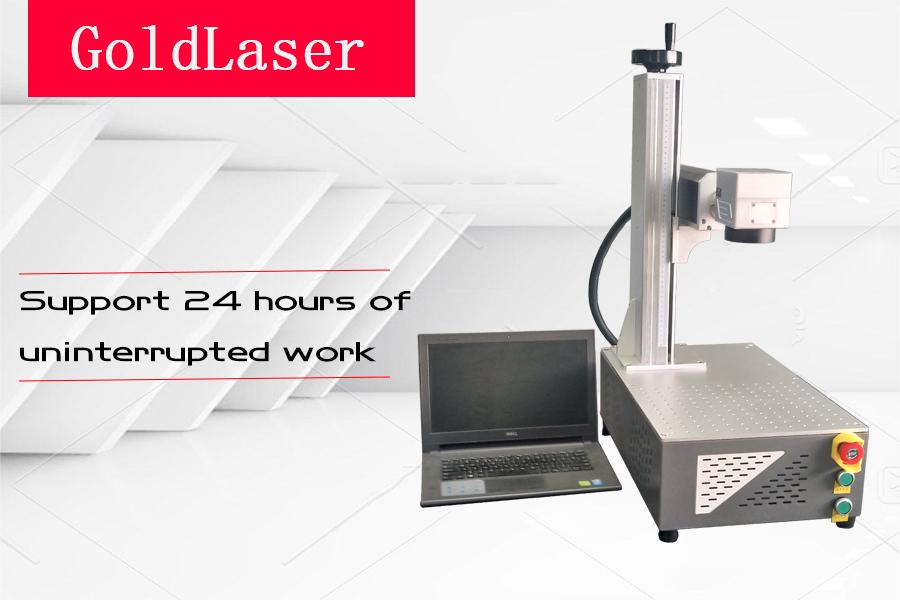 Mini Desktop Fiber Laser Marking Machine