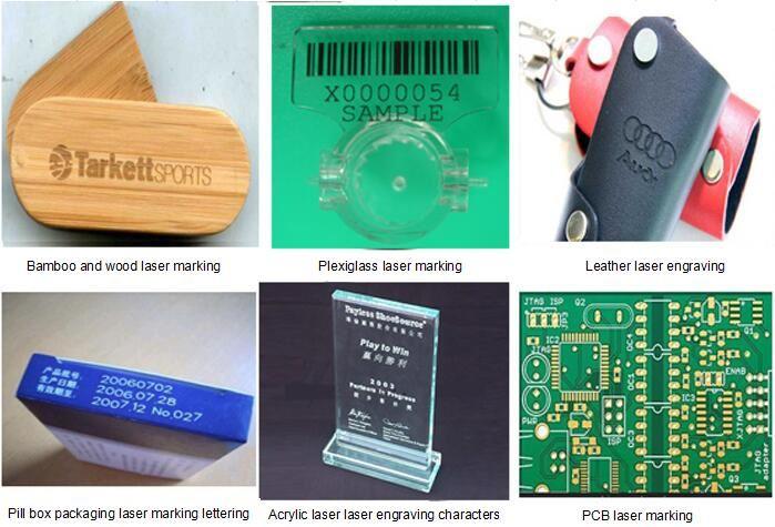 10W  UV laser marking machine